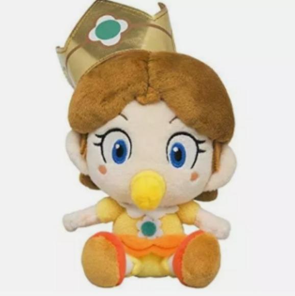 Baby Daisy - Super Mario Plush